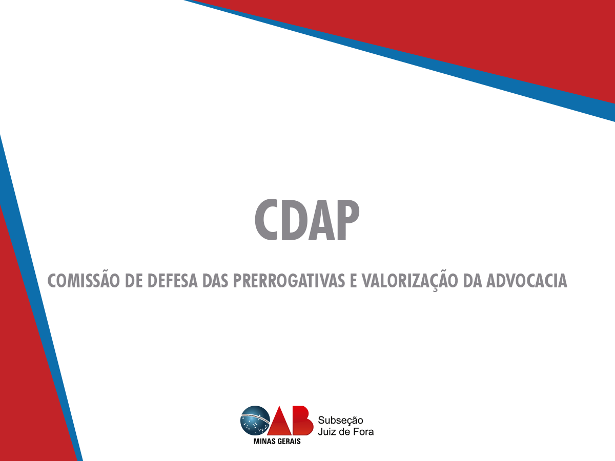 Institucional: Post-OAB